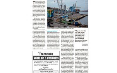 Consultor José Manuel Sapag «Ampliación Puerto de Valparaíso»
